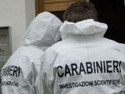 Carabinieri, reparto scientifico