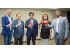 Brindisi alla conferenza sulle opportunità per le imprese in Pakistan