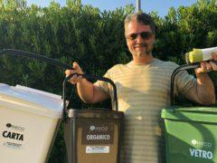 L'assessore di Camerano Costantino Renato sull'evoluzione della gestione dei rifiuti