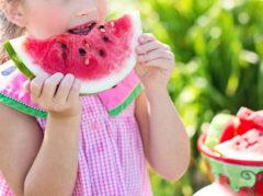 Anguria, cocomero, frutta, estate