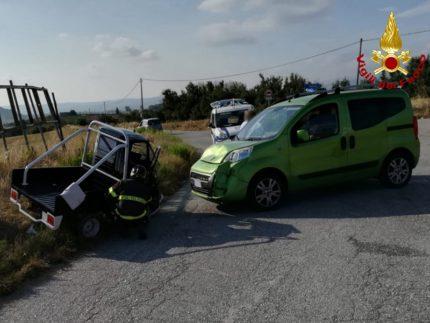 Incidente a Maiolati Spontini