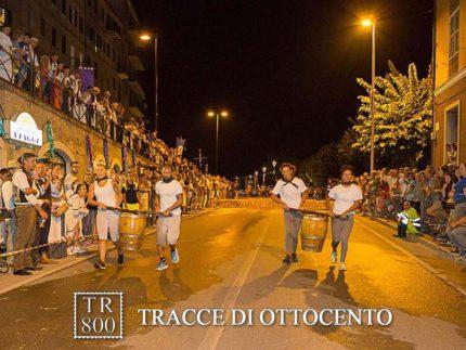 """Rievocazione """"Tracce di Ottocento"""" a Caselfidardo"""
