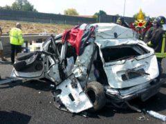 Incidente stradale a Mogliano Veneto
