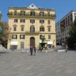 Piazza Roma ad Ancona