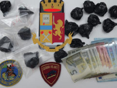 Marijuana sequestrata ad Ancona