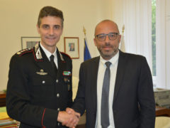 Cristian Carrozza e Antonio Mastrovincenzo