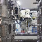 """Presse e robot """"al lavoro"""" alla TechPol di Morro d'Alba"""