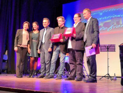 Premiazione di Vittorio Graziosi
