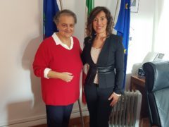 Valeria Mancinelli e Stefania Signorini