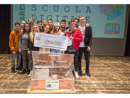 Premio Scuola Digitale: istituto Podesti Calzecchi Onesti