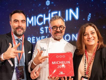 Uliassi di Senigallia conquista per la prima volta le tre stelle Michelin