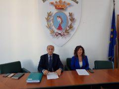 Conferenza presso il Comune di Falconara