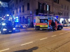 Incidente a Falconara Marittima