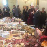 Degustazione presso l'ambasciata italiana a Oslo