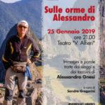 """""""Sulle orme di Alessandro"""" al Teatro Alfieri"""