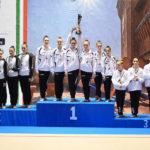 Faber Ginnastica Fabriano per la terza volta campione d'Italia