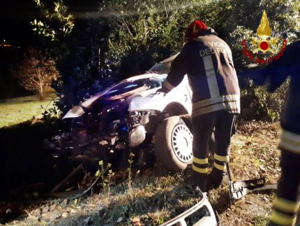 Incidente mortale a Filottrano