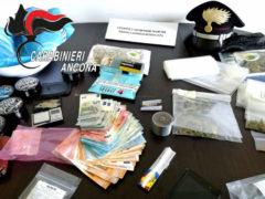 Sequestro droga a Ostra