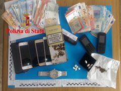 Arresti per droga