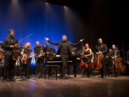 "Concerto ""The legend of Morricone"""