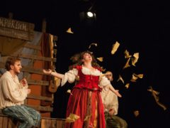 """Spettacolo teatrale """"Romeo e Giulietta"""""""