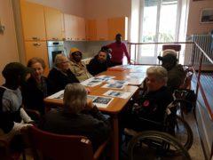 Incontri a Jesi tra anziani e richiedenti asilo