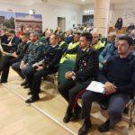 Presentazione a Falconara del nuovo piano di Protezione Civile