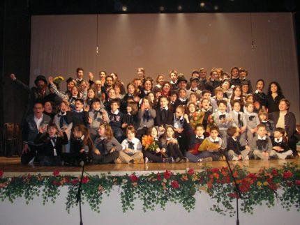 """Scuola di teatro """"Tommaso Paolucci"""" di Sassoferrato"""