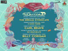 Line up del festival Spilla