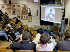 """Il fotografo marchigiano Walter Ferro incontra gli allievi del Liceo Scientifico Musicale """"Marconi"""" di Pesaro"""