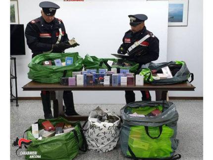 arresto di tre persone per furto aggravato