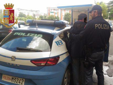 Arresto di un latitante effettuato dalla Polizia di Ancona