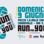 "Locandina di ""Run For You"""