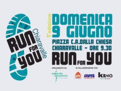 "Locandina di ""Run For You"""