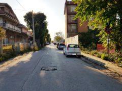 Via Fiumesino a Falconara Marittima