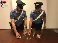 Arresto per droga a Osimo