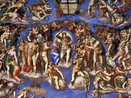 Giudizio Universale di Michelangelo
