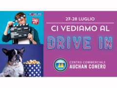 Drive In al Centro Commerciale Auchan Conero - Ultimo weekend