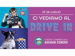 Drive In al Centro Commerciale Auchan Conero - Ultimo weekend