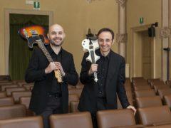 Alessandro Marra e Antonio Spaziano