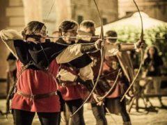 Buonasera Marche Show in versione medievale a Falconara