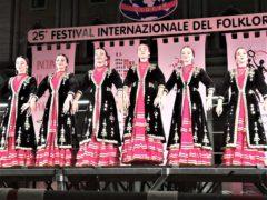 Festival del Folklore ad Ancona