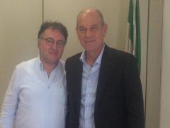 Massimiliano Bianchini e Massimo Bacci