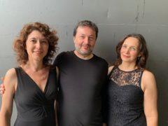 Anna Fontana, Gaetano Nasillo, Sara Bennici