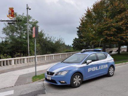 Volante della Polizia