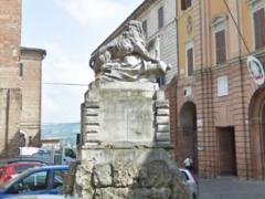 Monumento ai caduti delle guerre d'indipendenza a Jesi