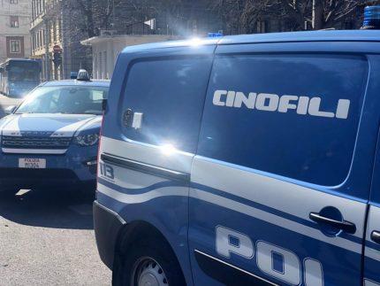Nucleo Cinofilo della Polizia
