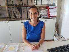 L'assessore del Comune di Falconara Valentina Barchiesi