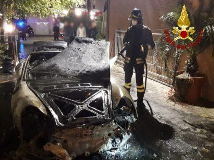Incendio a Moie di Maiolati Spontini