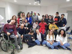 Presentazione della mostra al centro Bignamini di Falconara